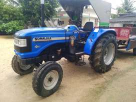 Four bkt seal tyres good condition