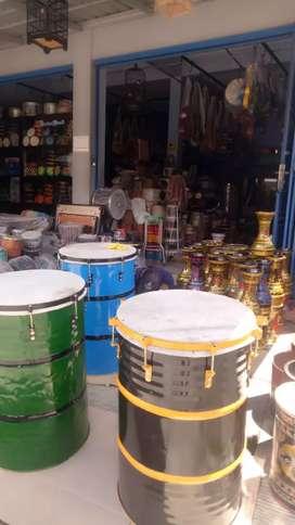 Bedug drum masjid kulit sapi