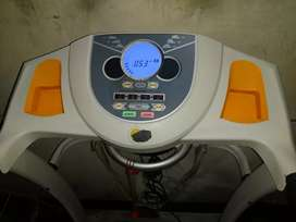 Slim line treadmill new condition