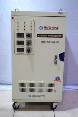 Stabilizer AVR LD-22, 5 GT 3 Phase