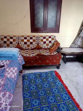 Pratap Nagar Prime Area 1 BHK Furnished Portion For Singles & Family