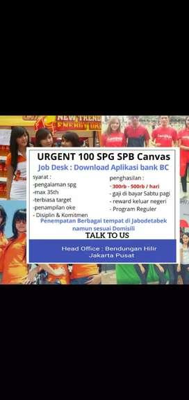 Urgent SPG atau SPB