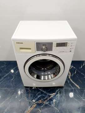 Samsung ecobubble 6kg front load fully automatic washing machine