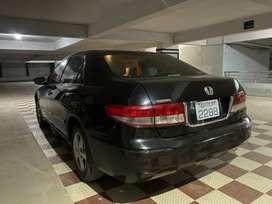 Honda Accord 2004 Petrol Well Maintained