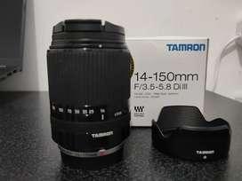 Lensa MFT Tamron 14-150mm F/3.5-5.8 Di III