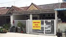 Rumah Anggrek Sari Blok F9 No 12 B Dijual