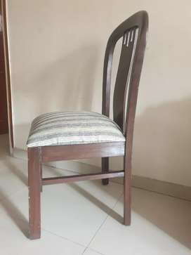 6 dining chairs for 1500 each