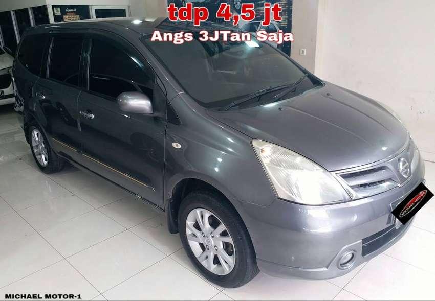Nissan Grand Livina DP 4Jtan XV 1.5 AT 2012 Termurah & BERGARANSI 0