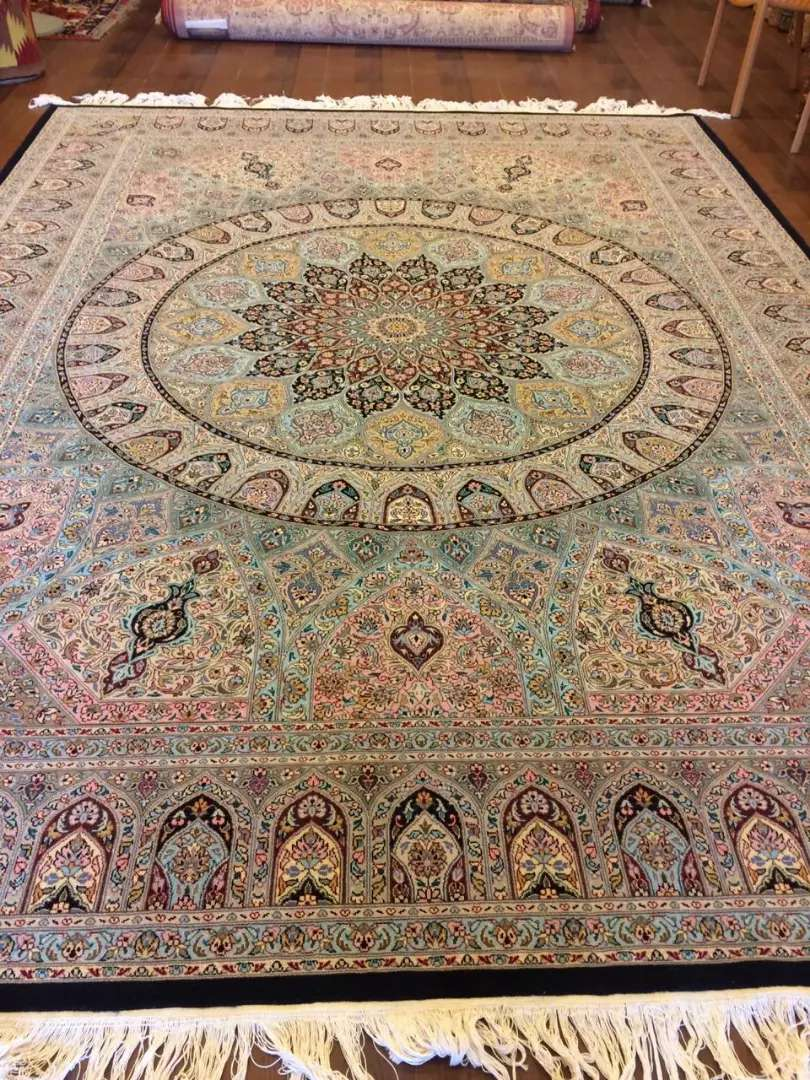 Hand made carpets all type and size 0