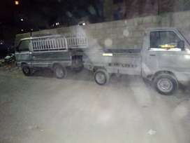 Loader suzuki available for Rent