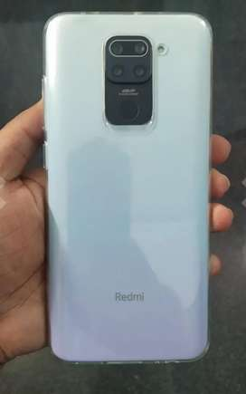 Redmi Note 9 (4/64) 2 Months Old New Condition