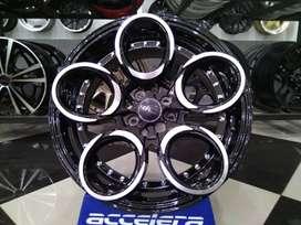 Velg Racing CIRCLE L1539 HSR R17X75-85 H8X100-114,3 ET40-35 BMF