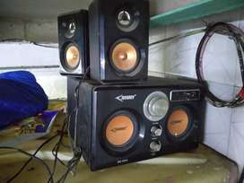 Stereo Surround Speaker