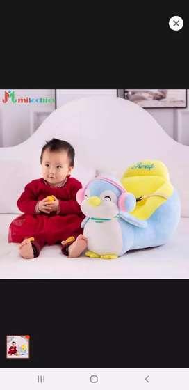 Ready stock beanbag bayi import karakter penguin