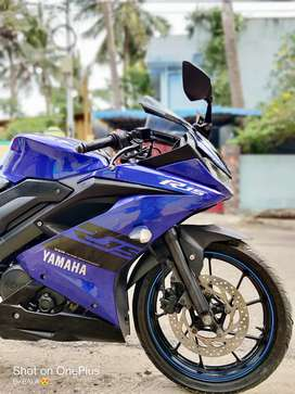 2018 YAMAHA R15 V3 SHOW ROOM CONDITION INSURANCE AVAILABLE SINGLE OWNE