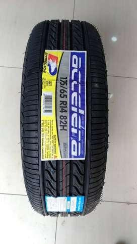 Ban mobil Agya Ayla Brio Calya Sigra Ring 14 merek accelera / Forceum
