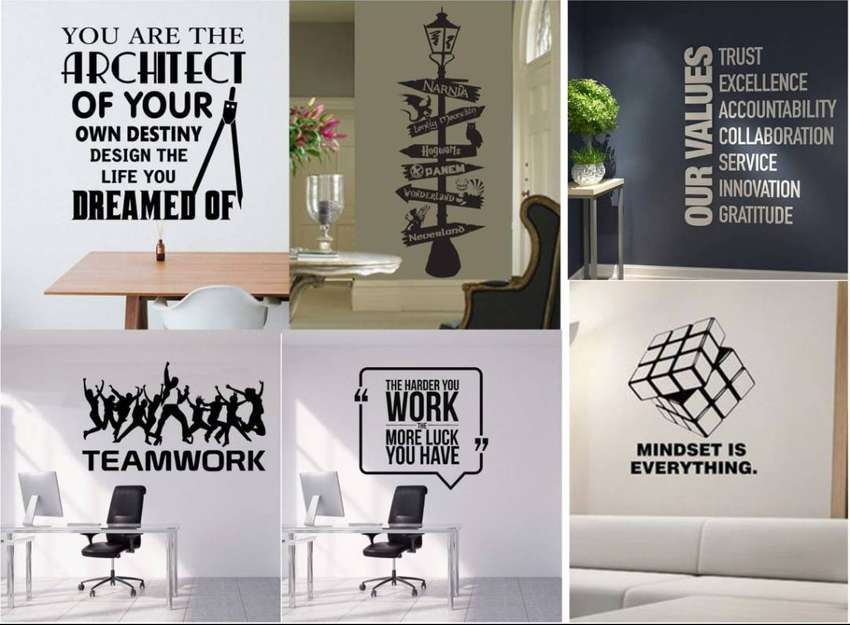 Stencil wallpaper available 0