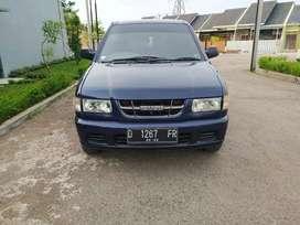 New look.!! Spesial promo Isuzu Panther Lm plus  manual 2001