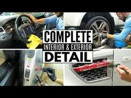 Experts car detailer required