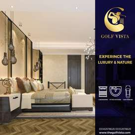 Golf Vista, Apartment GOLF CLUB VIEW CORN. Bahria Town,Ph 7,Islamabad