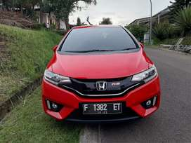 Honda Jazz RS AT 2015..Bogor..Low km