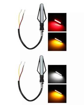 Lampu Sein Motor Universal LED Running Sequential
