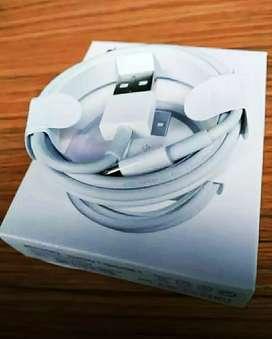 Kabel Data Original Lightining iPhone 5c Garansi 1 Bulan RUSAK GANTI