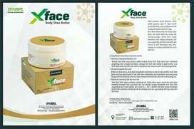 Xface Body Butter