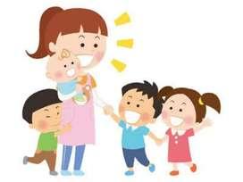 DICARI MOMONG BAYI /BABY SITTER