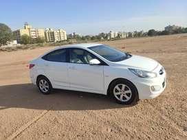 Hyundai Verna Fluidic 1.4 CRDi EX, 2011, Diesel