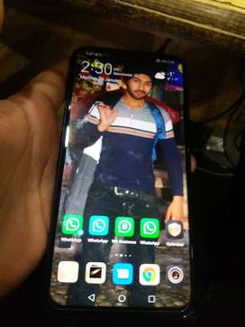 Huawei Y9 2019 See green colour