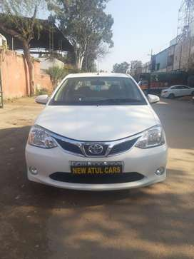 Toyota Etios 2014-2016 GD, 2015, Diesel