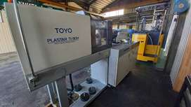 Japan used injection molding machine Toyo Ti30H 2004 Japan Import