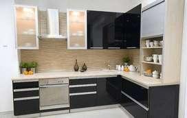 Furniture kitchenset meja kantor almari lemari RAA