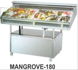 Jual Seafood Counter GEA 180