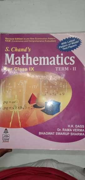 S.chand's mathematics