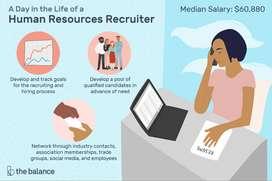 HR Recruiter Cum Tele caller