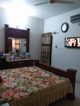 2bed dd with attach bath lounge portion sale deed
