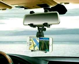 djayah holder hp di spion tengah aman