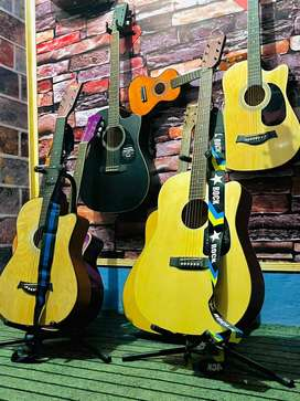 Acoustic Guitar,s 15%off