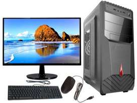 BRAND NEW i3 DESKTOP AT 9999/- WITH 1 YEAR WARRANTY AND HOME DELIVERY