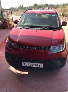 Mahindra KUV 100 2016 Petrol 30000 Km Driven