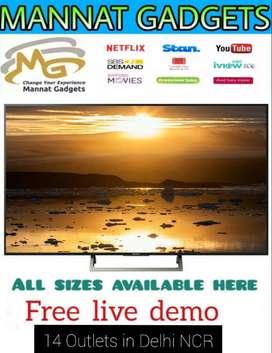 55 inch smart LED TV ( WEDNESDAY mahabachat Offer ) Aaj hi call karey