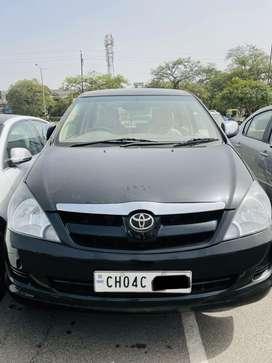 Toyota Innova 2.5 G (Diesel) 7 Seater, 2008, Diesel