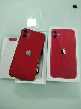 I phone 11 64gb red color in good condition