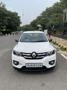 Renault KWID 1.0 RXT AMT Opt, 2019, Petrol
