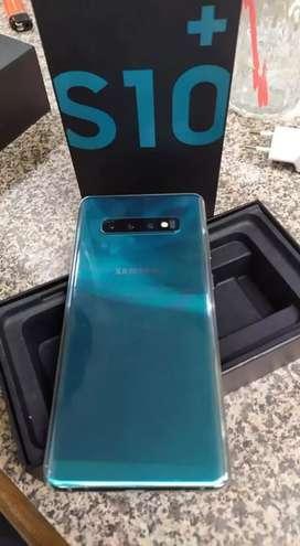 Samsung S10 Plus Lengkap gransi