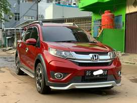 Like New Honda BRV E Prestige Matic 2017/2016 macan boss