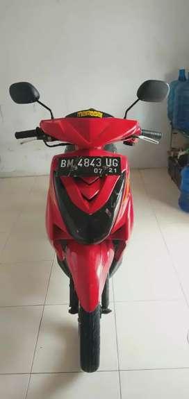 Mio Soul 2011 Merah