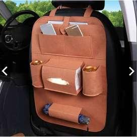 Car seat organizer pajero fortuner rush juke terios camry alphard Cit